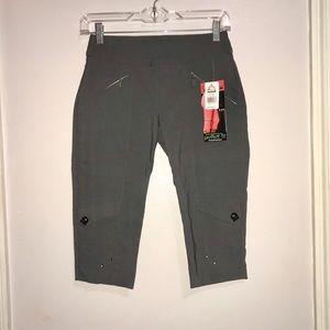 NWT Jamie Sadock Perfect Fit Capri Pants, Size 0